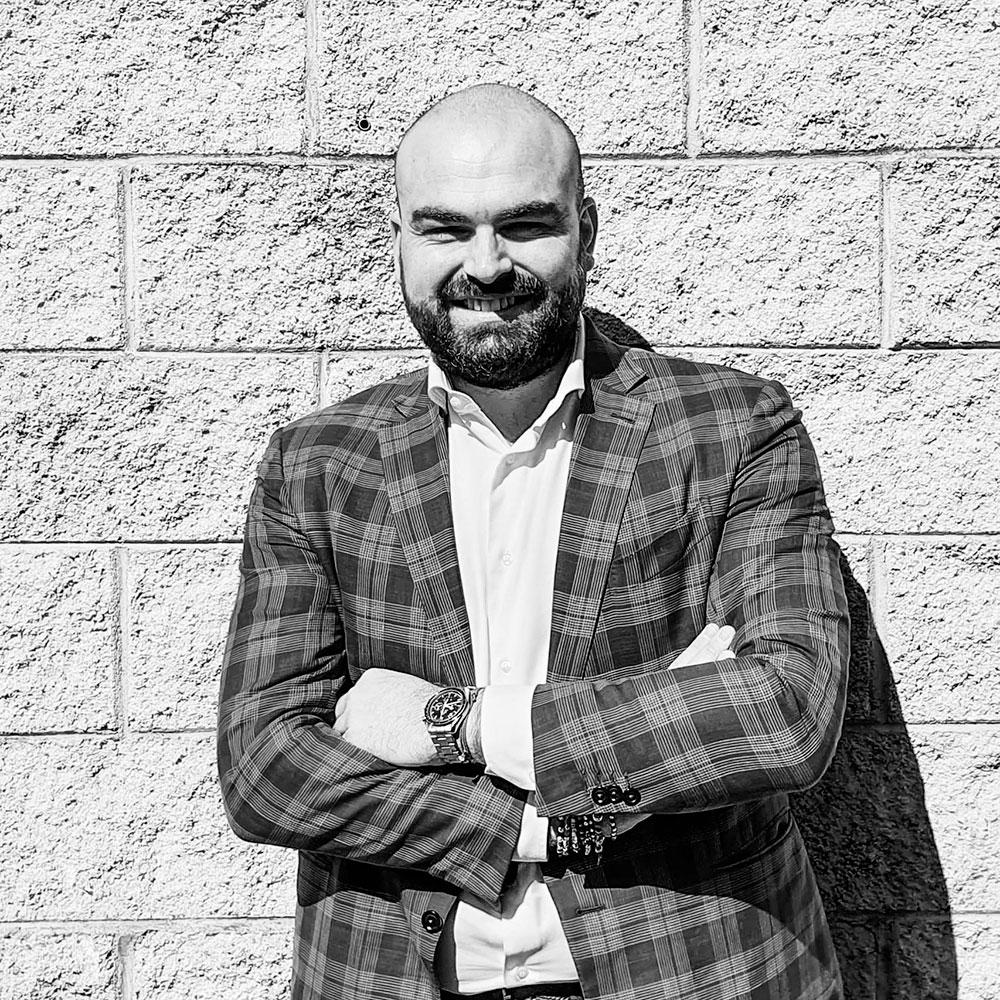 Andrea Benaglia Sales Manager Magic
